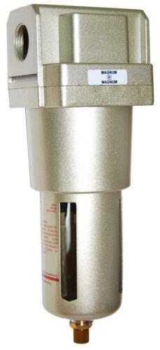 Druckluft Filter Wasserabscheider Ölabscheider 10bar 3//4/'/' 7000l//min automatisch