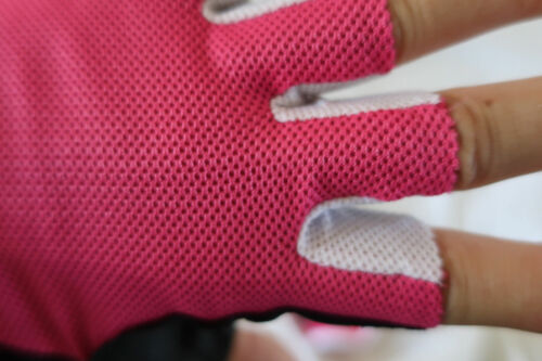 Weight Lifting Gloves ~ Ladies Size S ~ Padded Palms ~ New ~ MBC