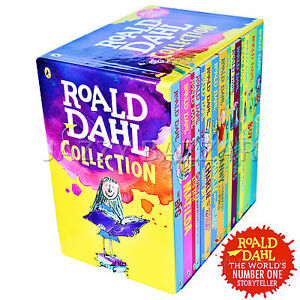 ROALD-DAHL-Collection-a-Phizz-Whizzing-15-Classic-Books-Box-Set-Childrens-Books