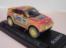 Solido 1/43 Mitsubishi Pajero Evolution Dakar 2005 OVP #894