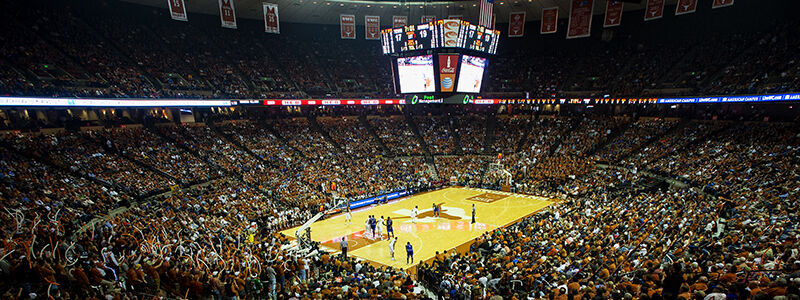 Oklahoma State Cowboys at Texas Longhorns Basketball