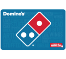 $30 Dominos Pizza Gift Card