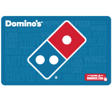 $30 Domino's Gift Card (Email Delivery)