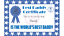 thumbnail 2 - Personalised Best Dad Daddy Certificate Fathers Day Gift from Children Red Stars