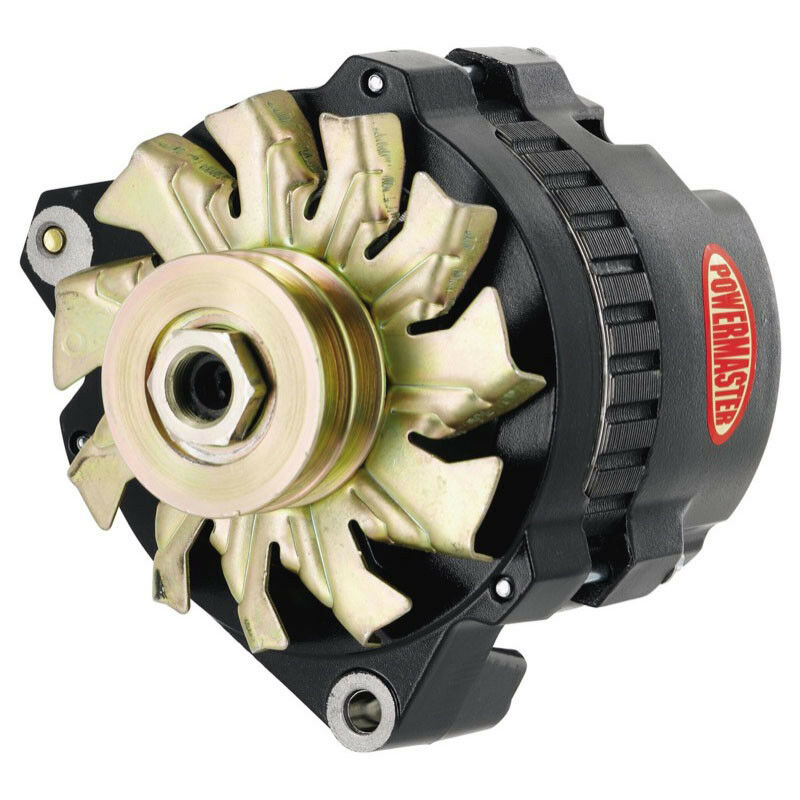 Powermaster Performance 8-57101 Black Alternator 140a for Ford