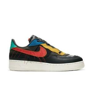 NEW-Nike-Air-Force-1-Low-BHM-Unisex-Shoes-SIZE-5-MENS-SIZE-6-5-WOMENS
