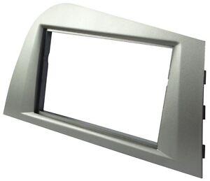 Adaptateur-Autoradio-Facade-Cadre-Reducteur-2DIN-pour-Seat-Leon-II-2006