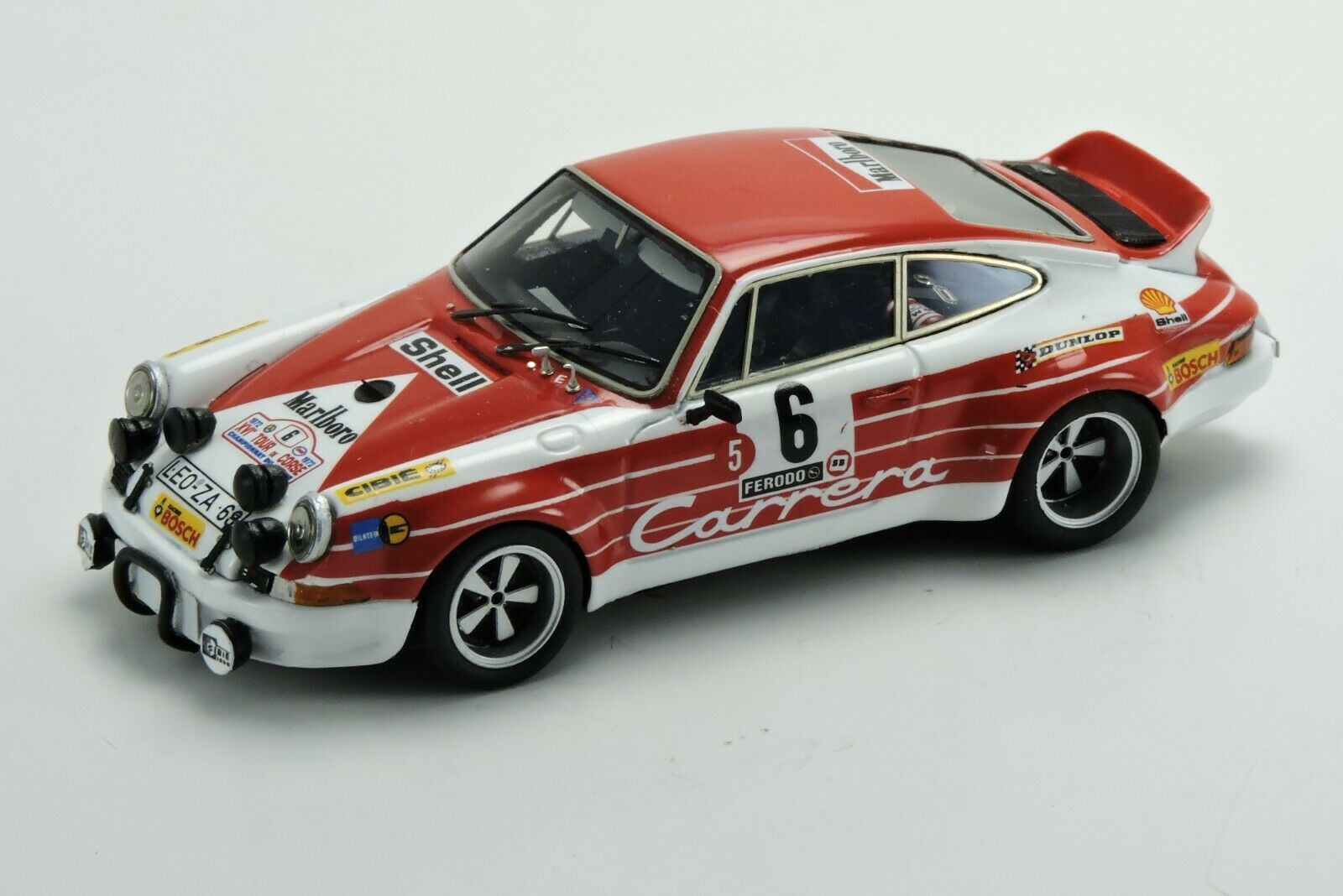 kit Porsche voiturerera 2,7 RS   6 Tour de Corse 1972 - Arena Models kit 1 43  magasin d'usine