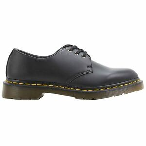 Vegan Zapatos 3 Black martens 1461 Rub hombre Dr Eyelet Felix Off para w8z7YWIq