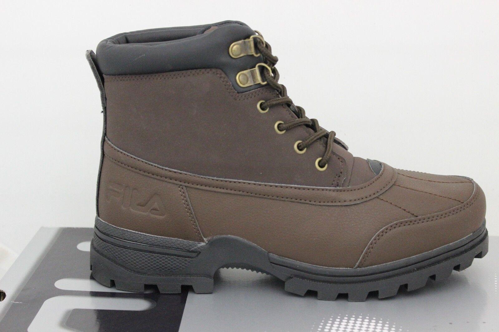 5c30f8bdfc4 Ridgewood Men's 1SH40156-201 Fila New Brand 6.5-13 Size black Black ...