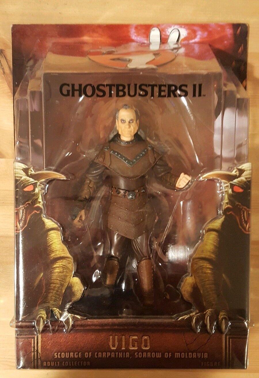 Ghostbusters II Vigo Of Carpathia Action Figure Matty Collector Mattel 2011 New