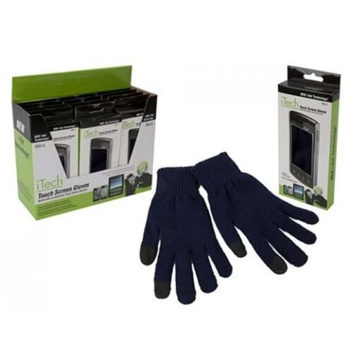 Touch Screen Winter Magic Mens Boys Smart Phone Texting Magic Gloves iTECH