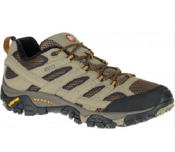 zapatos Trekking Outdoor Escursionismo MERRELL MOAB 2 GTX Walnut