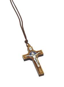 Cruz De San Benito 5cm Bendecida