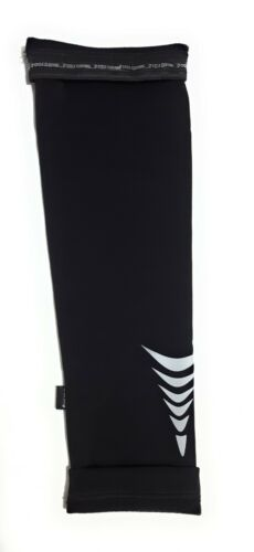 Cycling Arm Warmers Thermal Compression Sleeve Running Biking Unisex Adult Sport