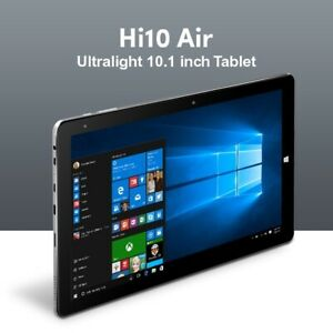 Chuwi-Tablet-Hi10-Air-Windows-10-Intel-Cherry-Trail-T3-Z8350-Quad-Core-10-1-tast