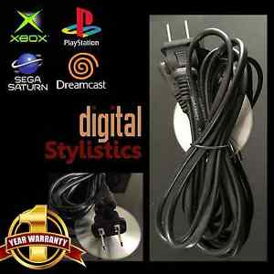 AC-Adapter-Power-Cord-6FT-Playstation-1-PS2-PS4-Xbox-original-Xbox-One-S-Saturn