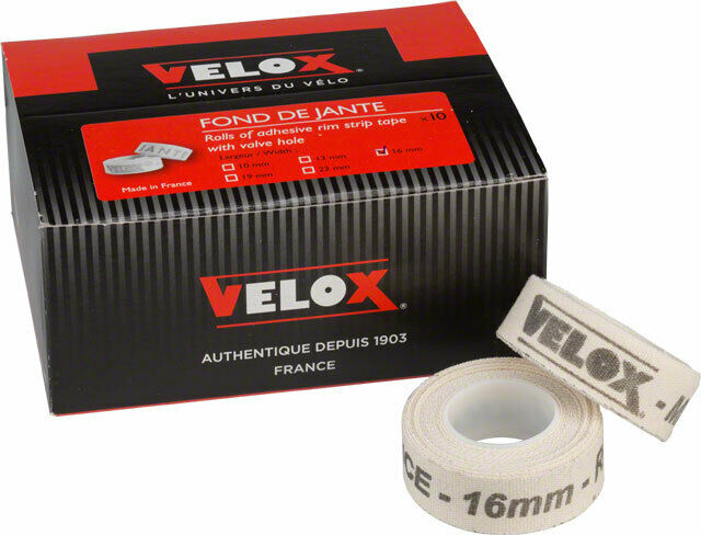Velox 22mm Cloth RimTape Box10