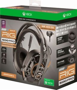 Details about Plantronics - RIG 500 PRO HX Gaming Headset for Xbox One -  Black™