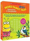 Word Family Tales Interactive E-Storybooks: 25 E-Books with Engaging Interactive Whiteboard Activities That Teach the Top Word Families by Scholastic (Multiple copy pack, 2014)