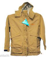 Mamiya Jacket (( Sympatex )) Wind/water Resistant W/hood (made In Japan) Large
