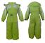 Neige-Costume-Combinaison-de-ski-hiver-costume-Neige-overall-skioverall-enfants-jeunes-filles miniature 6