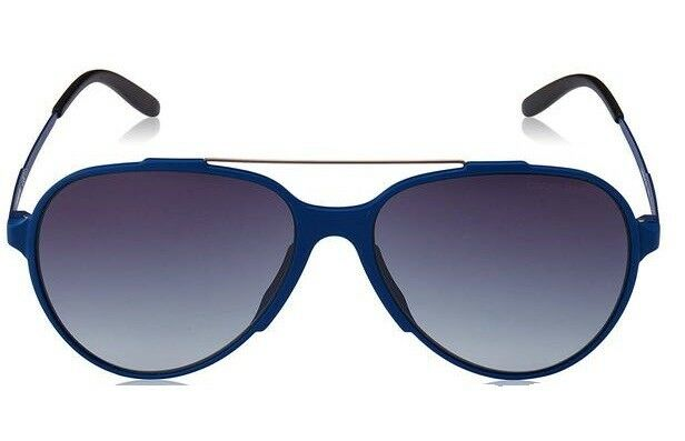 fc4ef152db Carrera Sunglasses 118 s T6mhd Blue Frames Gray Lens 57mm for sale online