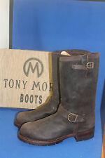 TONY MORA Boots Stiefel Biker Engineer westernstiefel cowboystiefel  gr. 45 neu