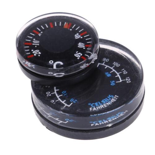 Diameter plastic thermometer circular thermograph fahrenheit indoor outdoorCP7