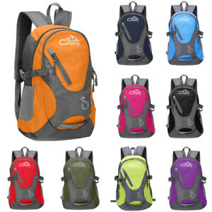 0045f360e200 20L Waterproof Camping Hiking Outdoor Sports Backpack Bag Cycling ...