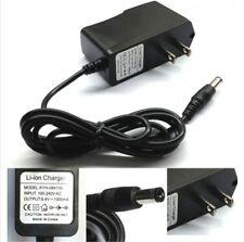 8.4V US Plug Charger For Bicycle Bike Headlamp light XM-L T6/P7 LED Battery Pack