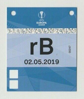 Eintracht Frankfurt Tickets Europa League