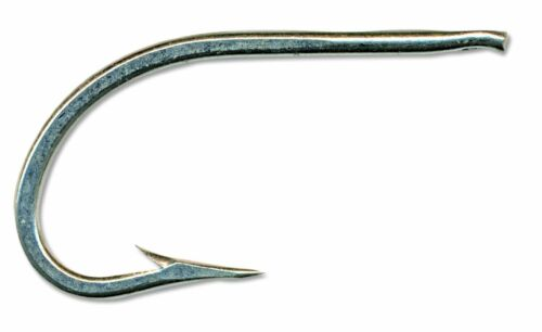 MUSTAD 3412CD DURATIN NEEDLE EYE HOOK 3412-CD 100 PACK-PICK YOUR SIZE