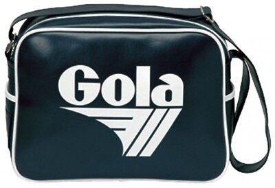 Affidabile Gola Redford Bag Borsa A Tracolla Blu Bianco Merci Di Alta Qualità