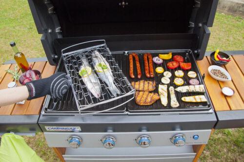 NEU Grill Gasgrill Campingaz Premium Grill-Fingerhandschuh Outdoor