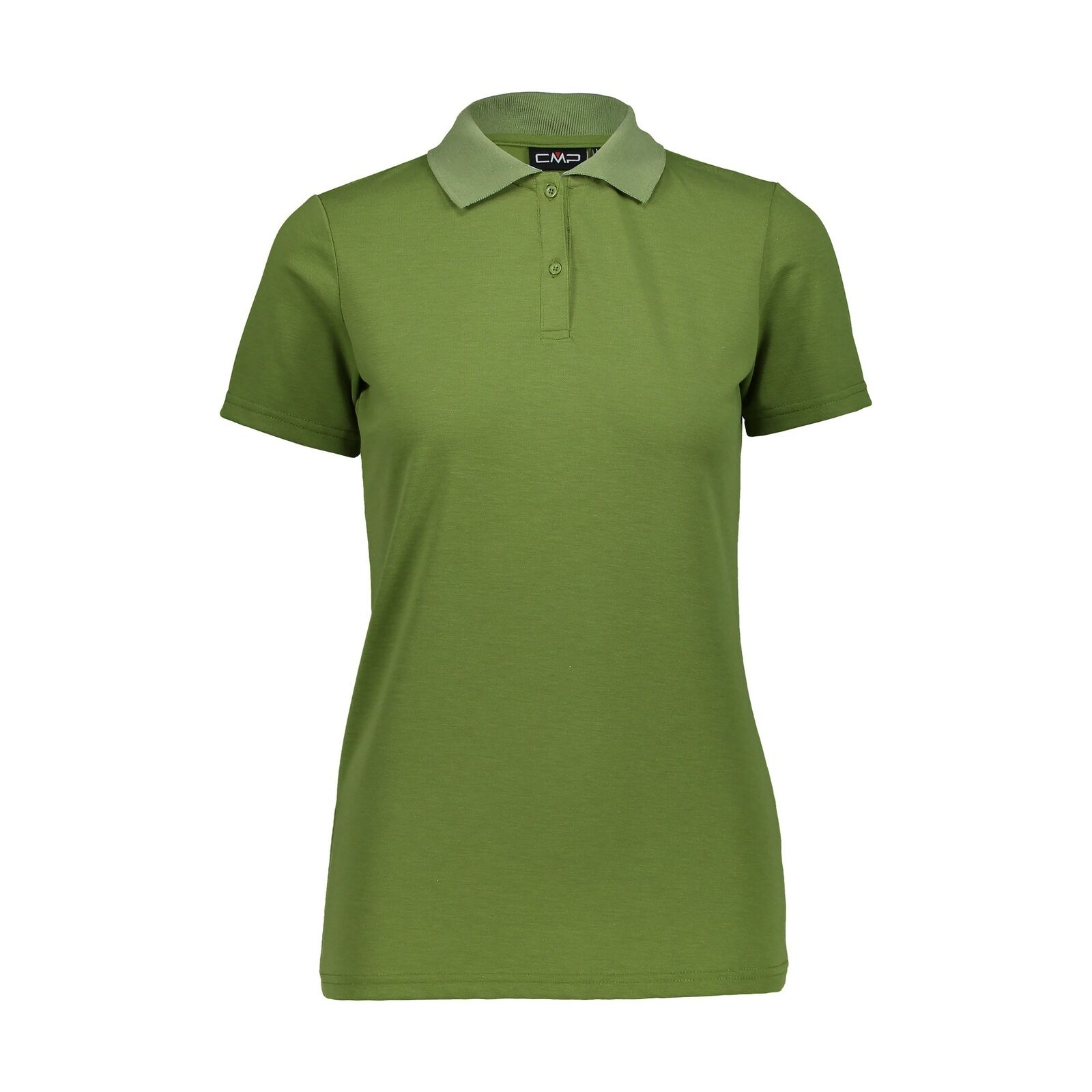CMP woman polo shirt green polo Breathable Elastic Antibacterial   2018 latest