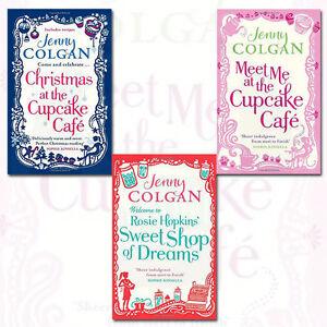 Jenny-Colgan-Collection-Christmas-at-the-Cupcake-Cafe-3-Books-Set