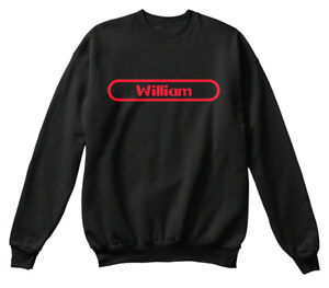 Confortable The William shirt Be Name Remembered Sweat To T0wnqgfwdx