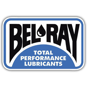 BEL-RAY-STICKER-vintage-reproduction-decal-retro-62mm-x-96mm