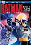 Batman-The-Animated-Series-Secrets-of-the-Caped-Crusader-DVD-2009-NEW