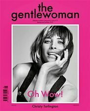 The GENTLEWOMAN 5,Christy Turlington,Maria Sharapova,Martha Lane,Tilda Swinton