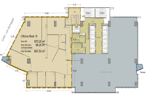 Renta De Oficinas En Corporativo Century Plaza (m2o628)