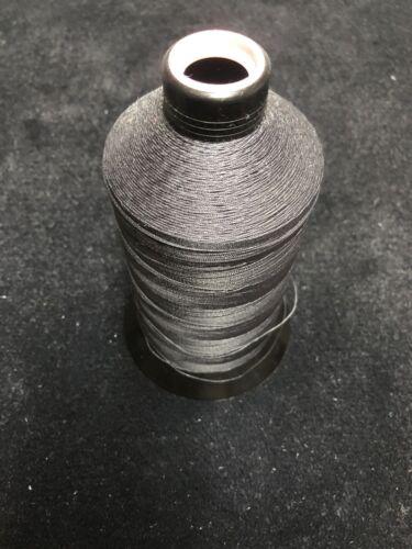 Sewing Thread T-90 American /& Efrid Grey Anefil Nylon Bonded 16oz Spool