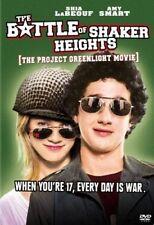 The Battle of Shaker Heights DVD Shia LaBeouf,Elden Henson,Amy Smart,Anson Mount