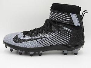 explotar élite leopardo  Nike Force Lunarbeast Elite TD Football Cleats 779422-010,Gray Black,Men's  8-12 | eBay