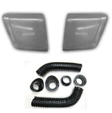 1966 Shelby Amp 1965 66 Mustang Fastback New Side Scoop Amp Duct Kit Assembly