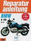 BMW K 100 RS / K 100 RT / 1986-1991 (1998, Kunststoffeinband)