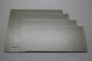 Microwave Oven Sheet Universal Replacement Mica Wave Guide Cover Sheet Mesh