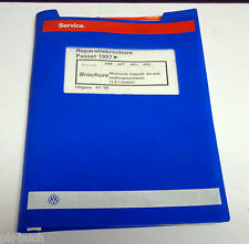 Reparatiebrochure VW Passat B 5 Motronic inspuit- en ontstekingssysteem ab 1997