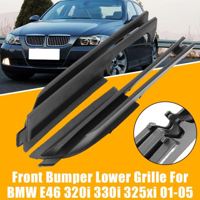 325i 320i 330i  Left Front Bumper Cover Grille 51117032613 New BMW e46 318i